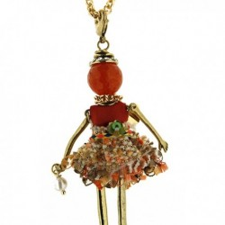 Collana Le Carose by Toco D'encanto Donna - CA311