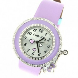 OROLOGIO HELLO KITTY DROP OUT ZR26155