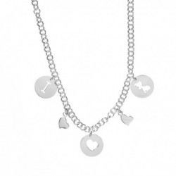 Collana Jack & Co CUORE Donna - JCN0139