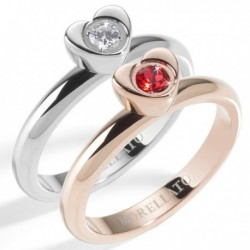 Anello MORELLATO LOVE RINGS Donna - SNA32014