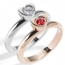 Anello MORELLATO LOVE RINGS Donna - SNA32016