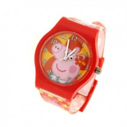 Orologio PEPPA PIG Rosso - DSPPR