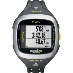 Orologio TIMEX IRONMAN RUN TRAINER 2.0 Unisex Digitale - T5K745
